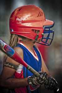 athlete athletic baseball baseball bat