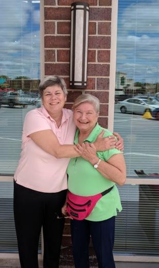 Karen & Arline 79th BD