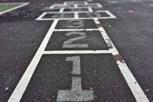 asphalt game hopscotch numbers